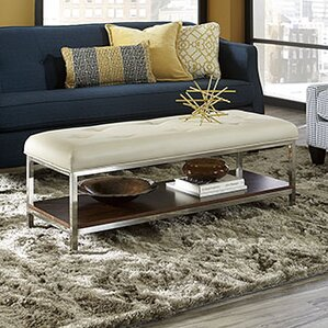 Aristocles Bench Coffee Table by Orren Ellis