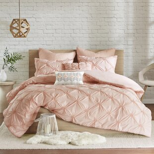 Pink Duvet Cover Sets Youll Love Wayfair