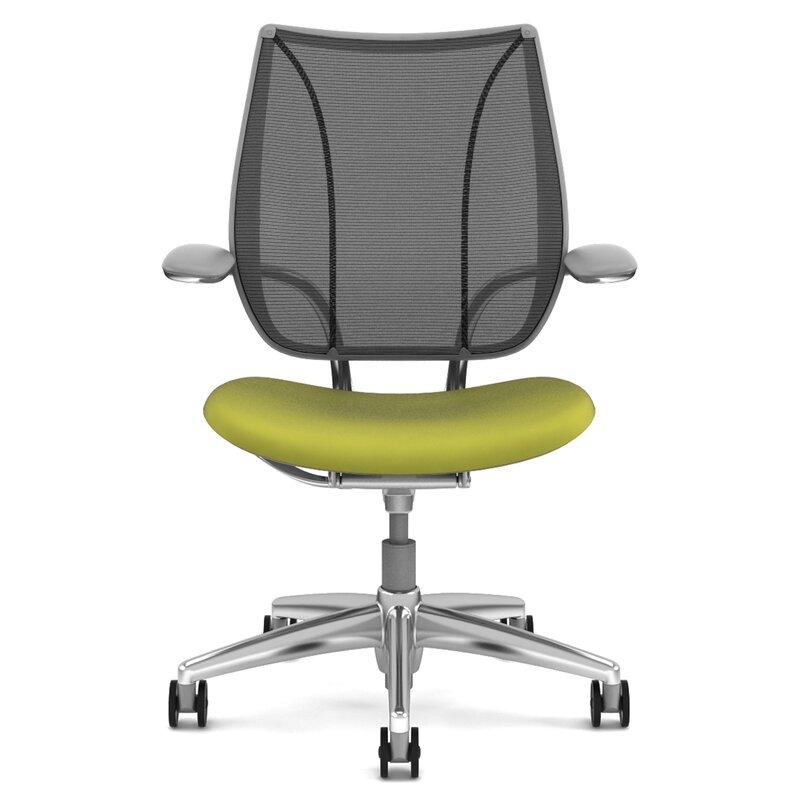 Liberty Mesh Desk Chair  sc 1 st  Wayfair & Humanscale Liberty Mesh Desk Chair | Wayfair