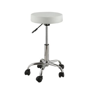 Ava Adjustable Height Swivel Bar Stool
