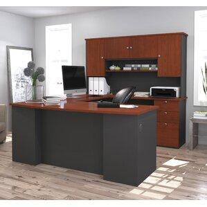 u-shaped desks you'll love | wayfair