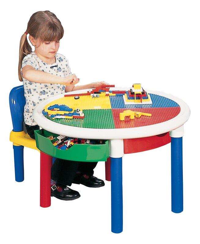Liberty House Toys Legotisch & Bewertungen | Wayfair.de