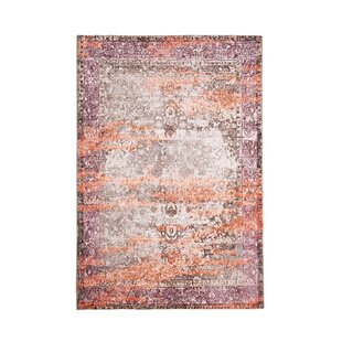 Artvin Beige/Orange Rug by Latitude Vive