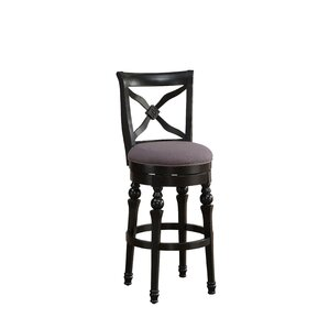 Livingston Swivel Bar Stool by American Heritage