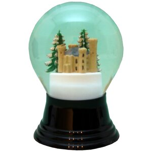 Perzy City Snow Globe