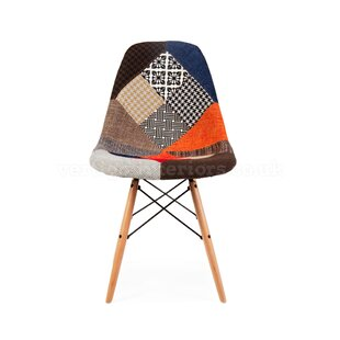 Missouri Patchwork Upholstered Dining Chair