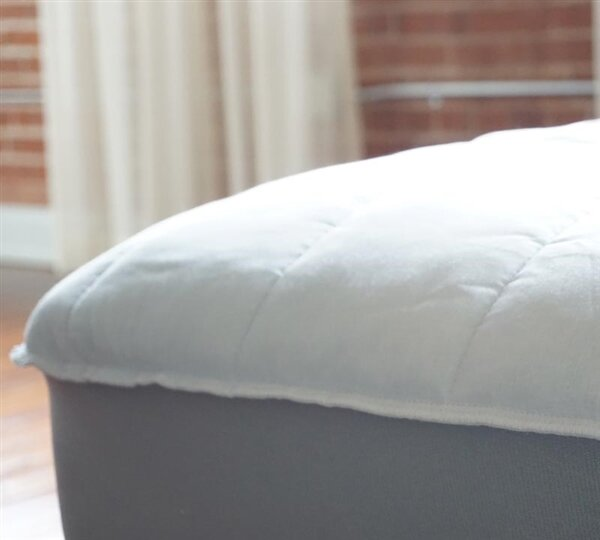 thick mattress pad. Brilliant Mattress On Thick Mattress Pad