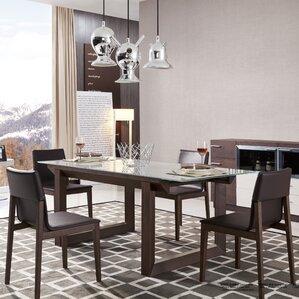 Castorena Dining Table by Brayden Studio