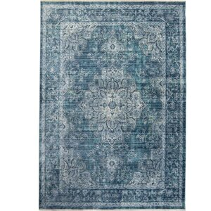 Artisan Blue Area Rug