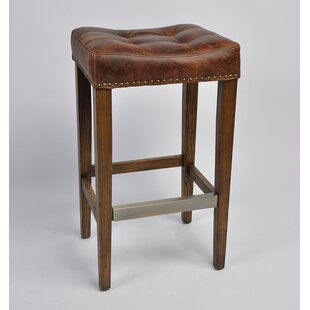 Cosentino Leather 25 Bar Stool