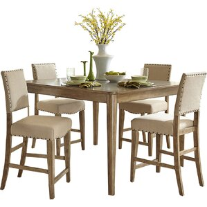 Sardis 7 Piece Dining Set by Lark Manor