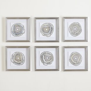 modern framed wall art allmodern