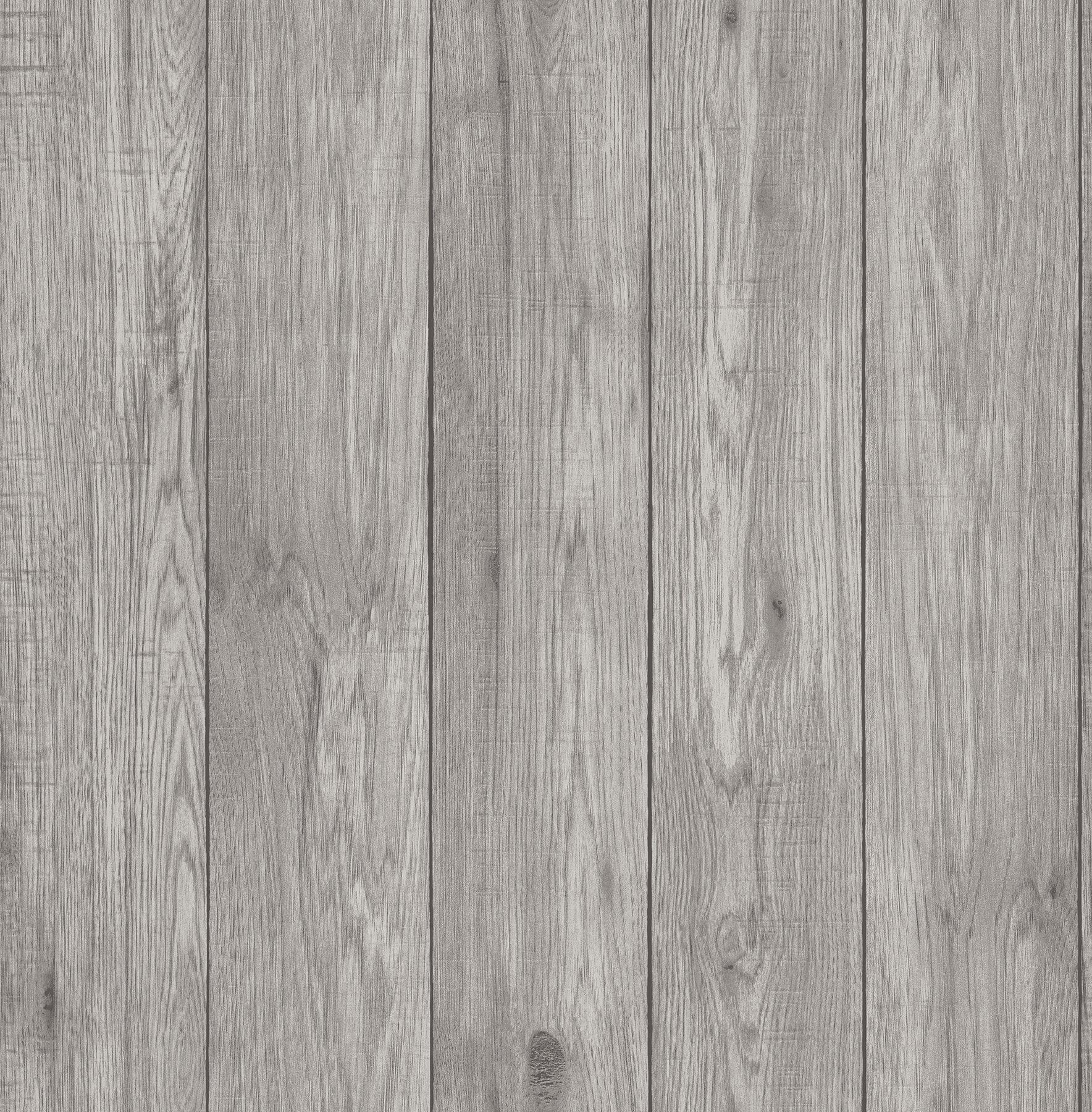 Millwood Pines Elswick Lumber Wood 33 L X 20 5 W Wallpaper Roll