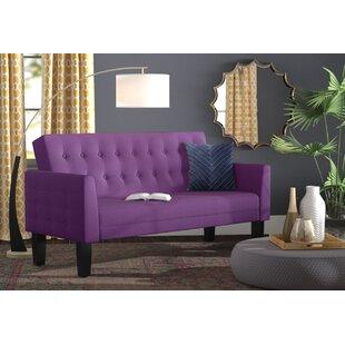 Purple Sofa Beds Youu0027ll Love   Wayfair