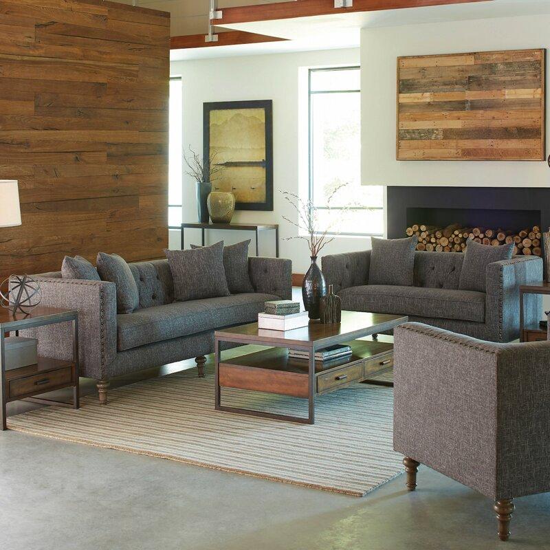 Infini Furnishings 2 Piece Living Room Set & Reviews