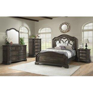 Maya Standard Configurable Bedroom Set