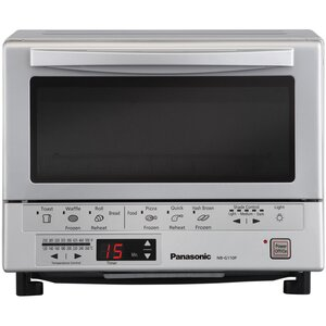 Flash Express Toast Oven with Double Infrared Heating