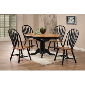 Florentia 5 Piece Dining Set by Beachcrest Home
