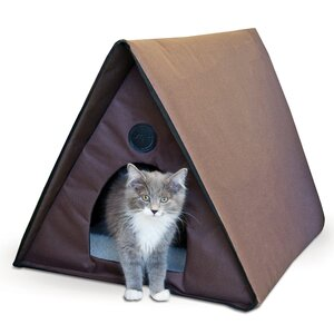 Outdoor Multiple Kitty House