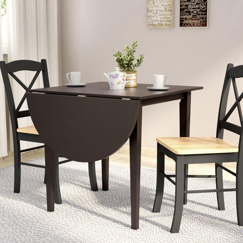 Charlton Home Castellon Dining Table Reviews Wayfair