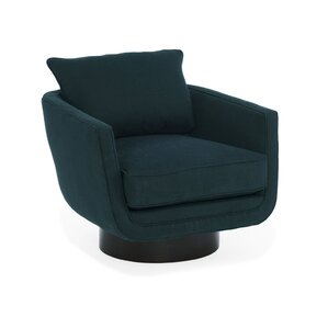 Easton Swivel Armchair by Sam Moore