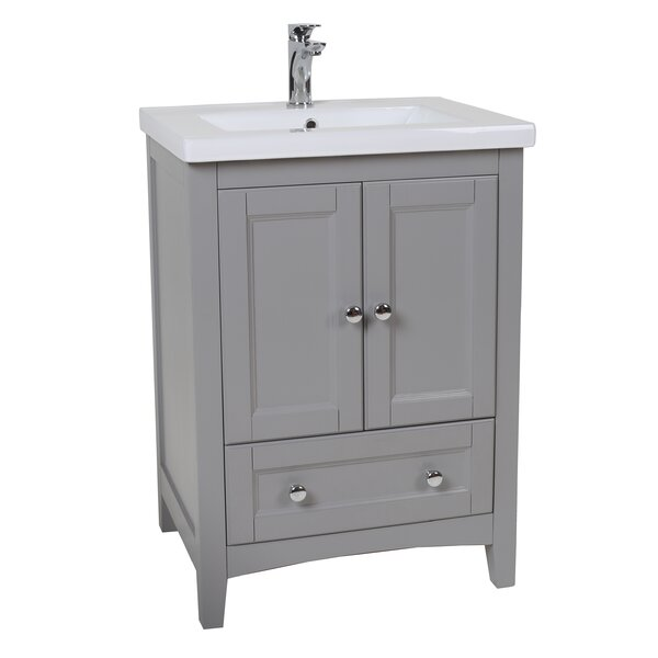 danville 24 single bathroom vanity set