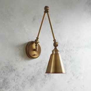 Plug in wall sconces youll love wayfair save to idea board aloadofball Images