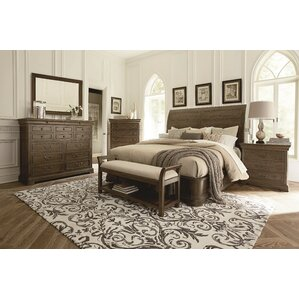 St. Germain Platform Customizable Bedroom Set