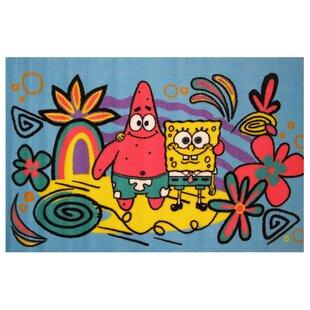 Spongebob And Patrick Area Rug