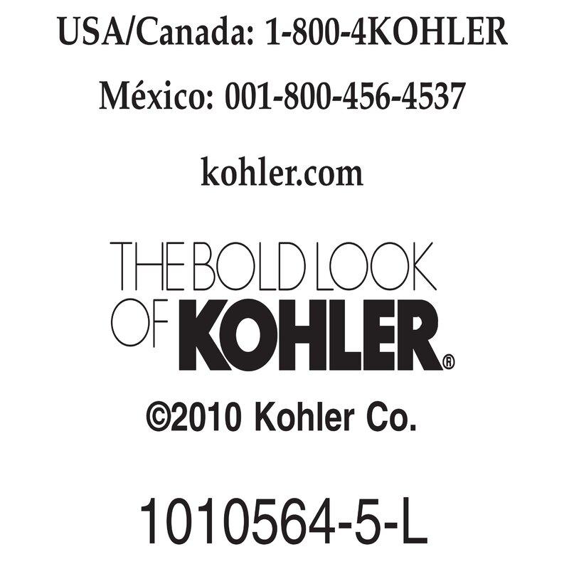 K-1257-LA-0,47,96 Kohler Mariposa 72\