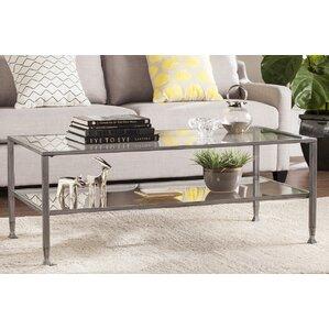 casas rectangular coffee table