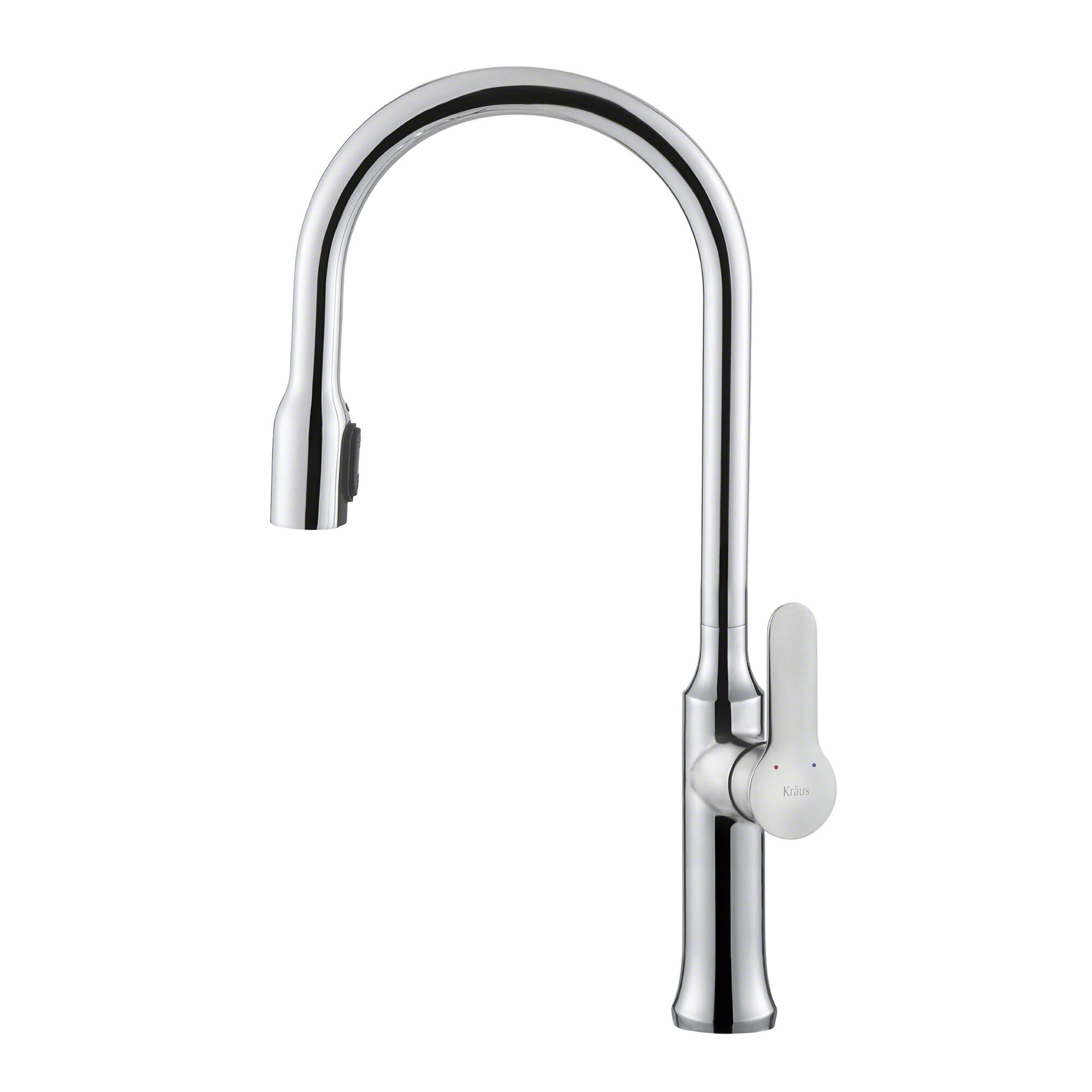 allora faucet kitchen lightbox c usa handle single chrome a product faucets hose