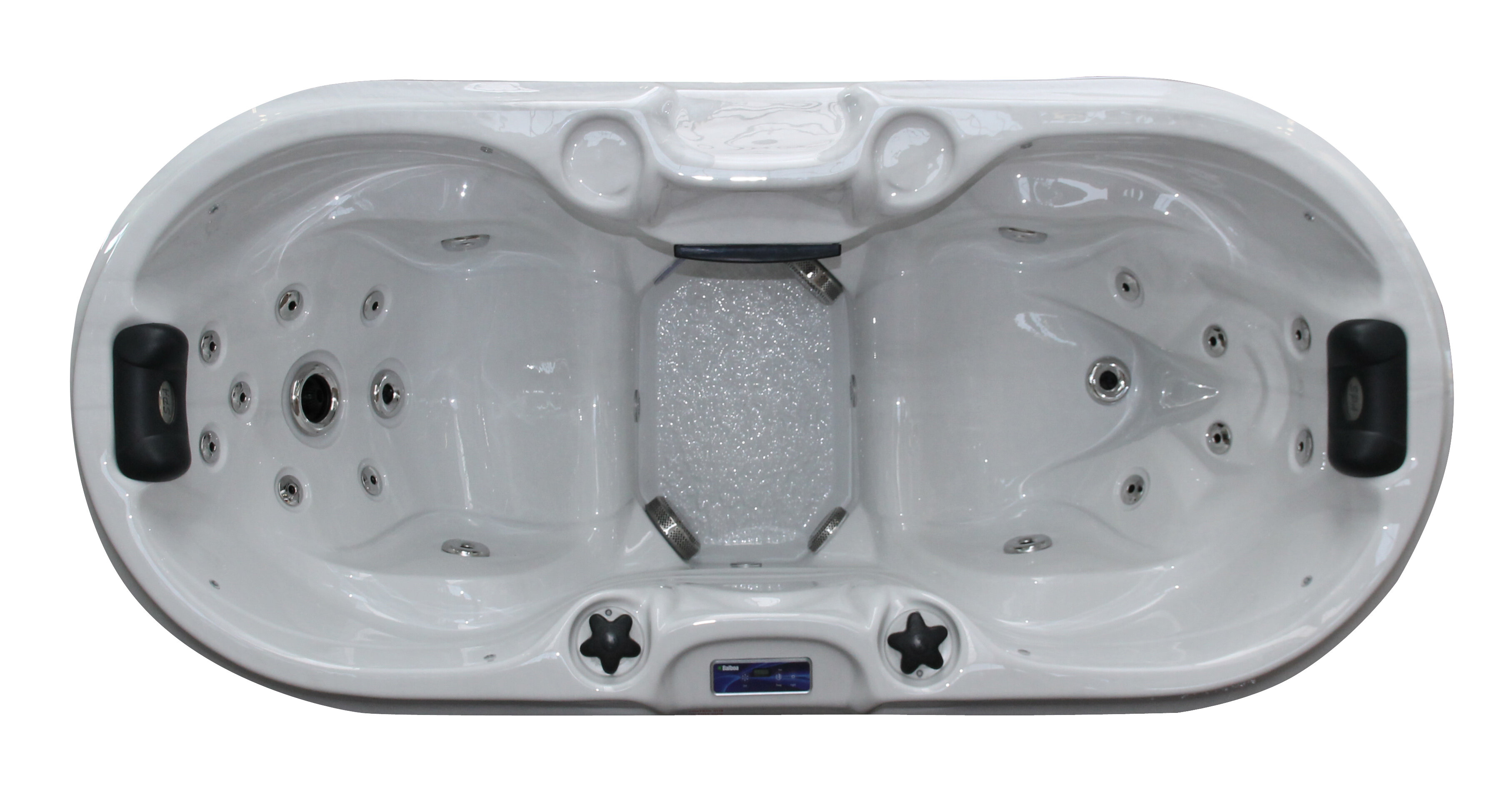 Pion Spas Bliss 2 Person 22 Jet Plug And Play Hot Tub With Led Light Wayfair