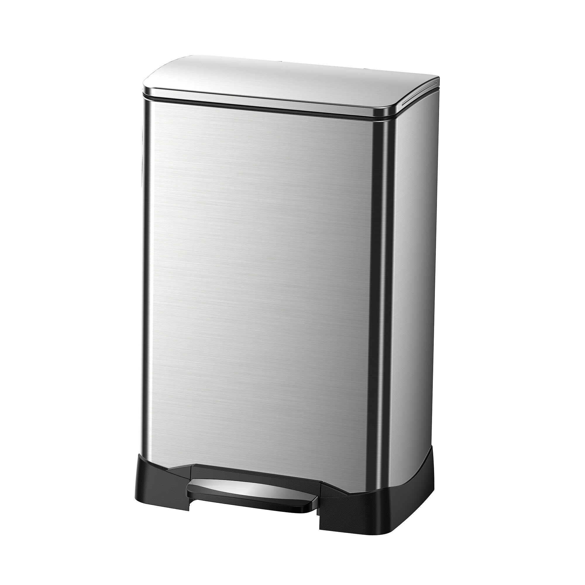 Household Essentials Neo Cube 10 5 Gallon Step Trash Can
