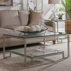 Bonaire Coffee Table by Artistica Home