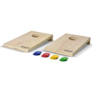 18 Piece Coinshot Mini Cornhole Game Set