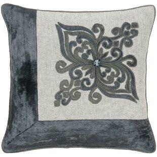 Fleur De Lis Throw Pillows | Wayfair