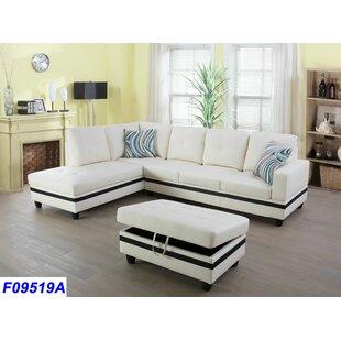 Modern White Sofas + Couches | AllModern