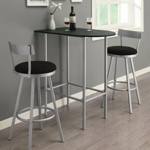 Pub Tables Bistro Sets Youll Love Wayfair - Small pub table with chairs