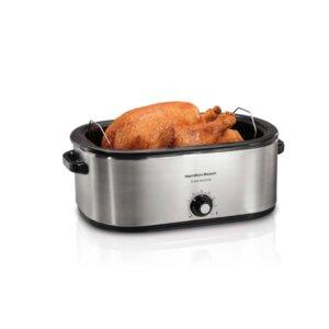 22 Qt. Roaster Oven