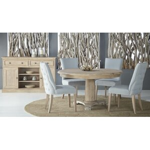 Parfondeval Dining Table by Lark Manor