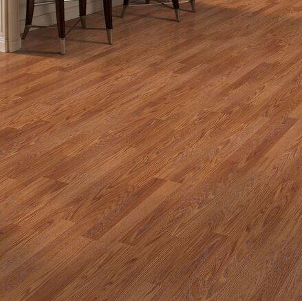 Mohawk Genova 6 Quot X 54 Quot X 8mm Oak Laminate Flooring In