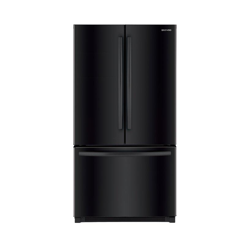 Daewoo Bottom Mount 26 cu. ft. French Door Refrigerator