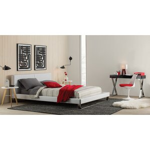 Chelsea Upholstered Platform Bed by Modloft