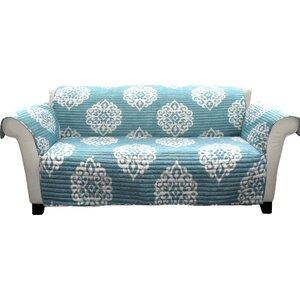 Stroudsburg Box Cushion Sofa Slipcover