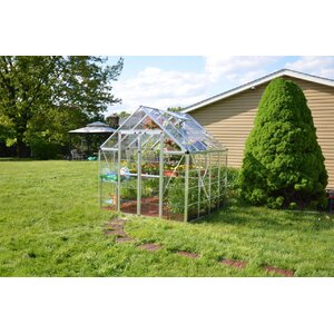 Snap & Grow 8 Ft. W x 8 Ft. D Greenhouse