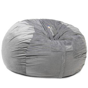 Memory Foam Bean Bag Chair | Wayfair
