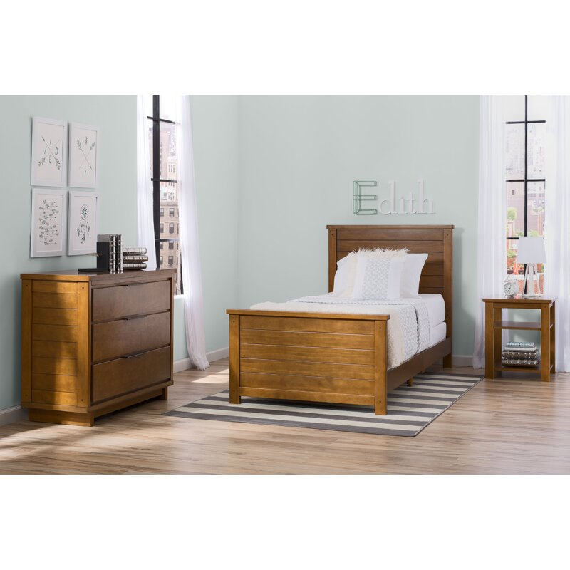 da57e465f7 Delta Children Meadowbrook Twin Panel 3-Piece Bedroom Set | Wayfair