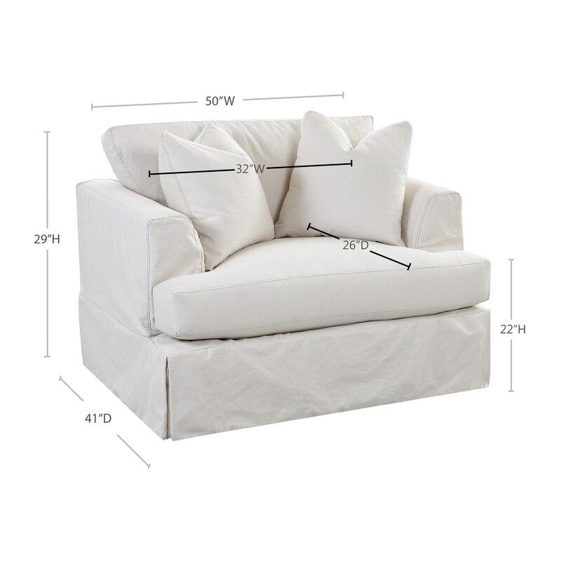 Merveilleux Carly Chair And A Half
