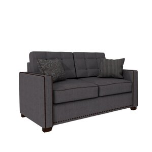 Bakerstown Foam and Fiber Loveseat by Red Ba..
